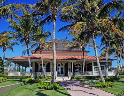 Look at this home in Marsh Island, Vero Beach, Florida. I just LOVE that wrap around verandah