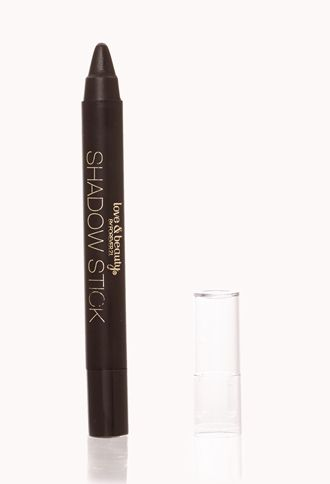 This Love & Beauty eyeshadow stick adds a sweet, shimmering glow that effortlessly enhances your eyes.