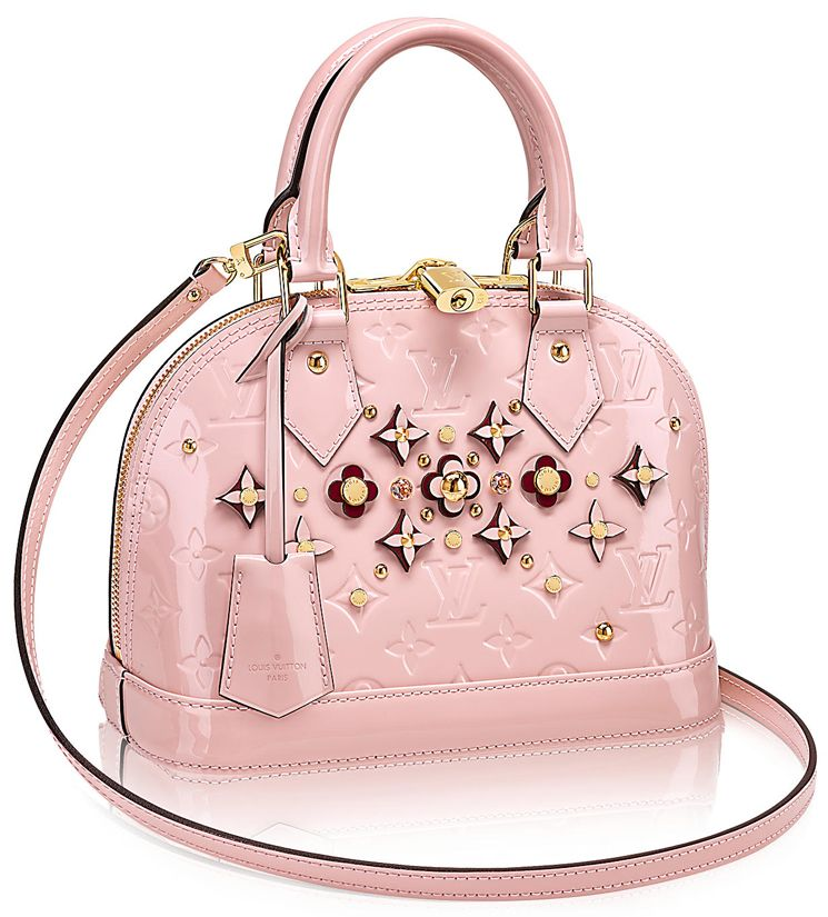 12f55d5711c8 Louis Vuitton Alma Flower Bag