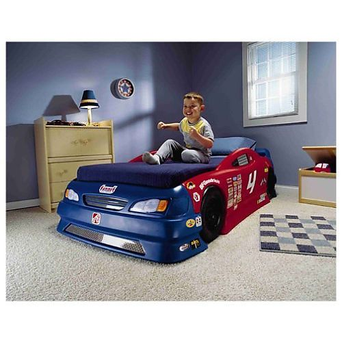 Spectacular Racing Bed That Grows With The Child Toddler