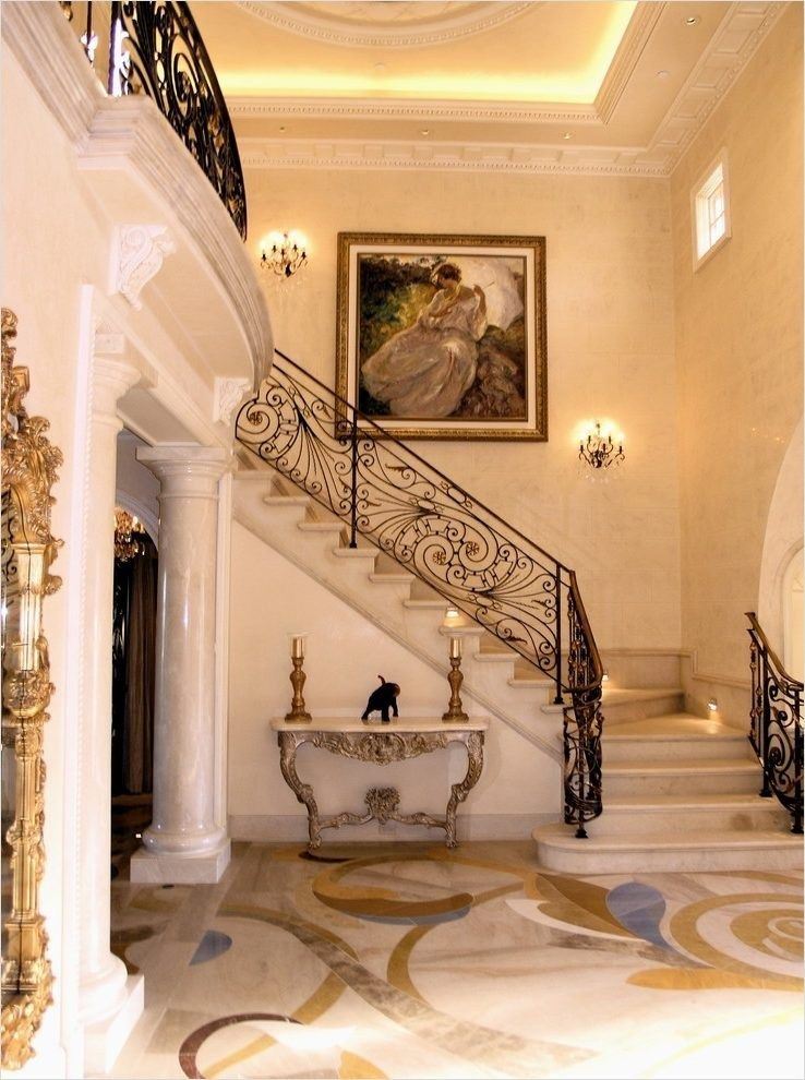 30+ Unique Staircase Wall Decorating Ideas   Cute wall ... on Creative Staircase Wall Decorating Ideas  id=22075