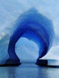 Ice passage