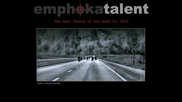 Selection of the best photos emphoka.net views during the week 4 to 10 May 2015. Selección de las mejores fotos vistas en emphoka.net durante la semana del 4 al 10 de Mayo de 2015. - Full post: www.emphoka.net
