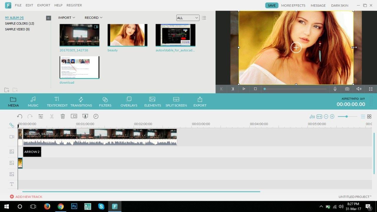 Filmora Full Video editing - (Part-5) | Bangla Tutorial