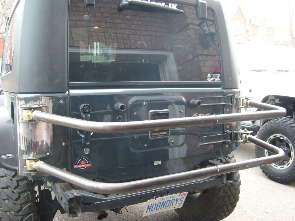 Diy Jk Tire Carrier Thread Homemade Tire Carrier Jeep Jk