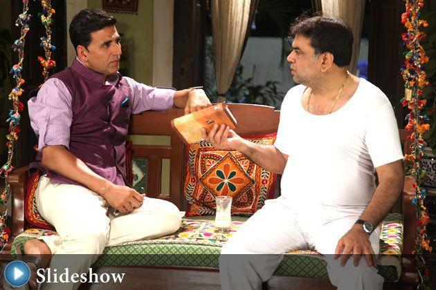 Yahoo Movies Review Omg Oh My God Movies God Akshay Kumar