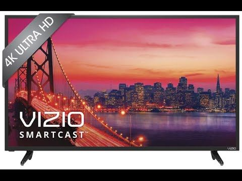 New Vizio E65u-D3 65-Inch 4K SmartCast Ultra HD TV Home Theater Display ...
