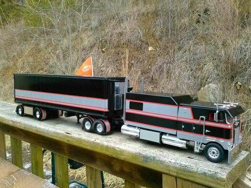 pin by james seidl on model trucks that i built pinterest. Black Bedroom Furniture Sets. Home Design Ideas