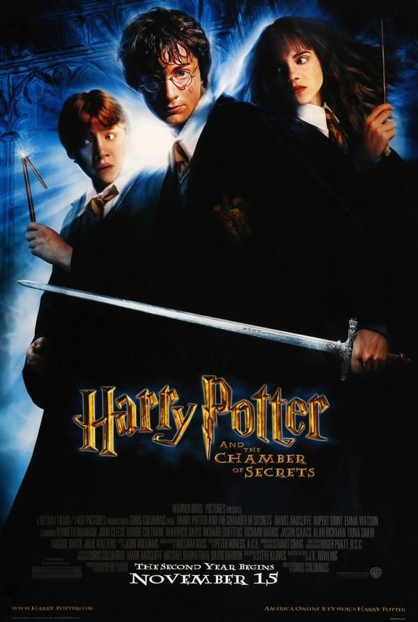 Harry Potter And The Chamber Of Secrets 2002 Chamber Of Secrets Harry Potter Harry Potter Film