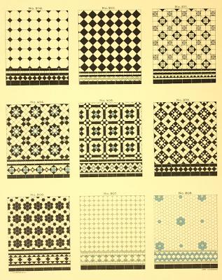 Minton Tile Catalog Craftsman Home Decor Tiles Bathroom