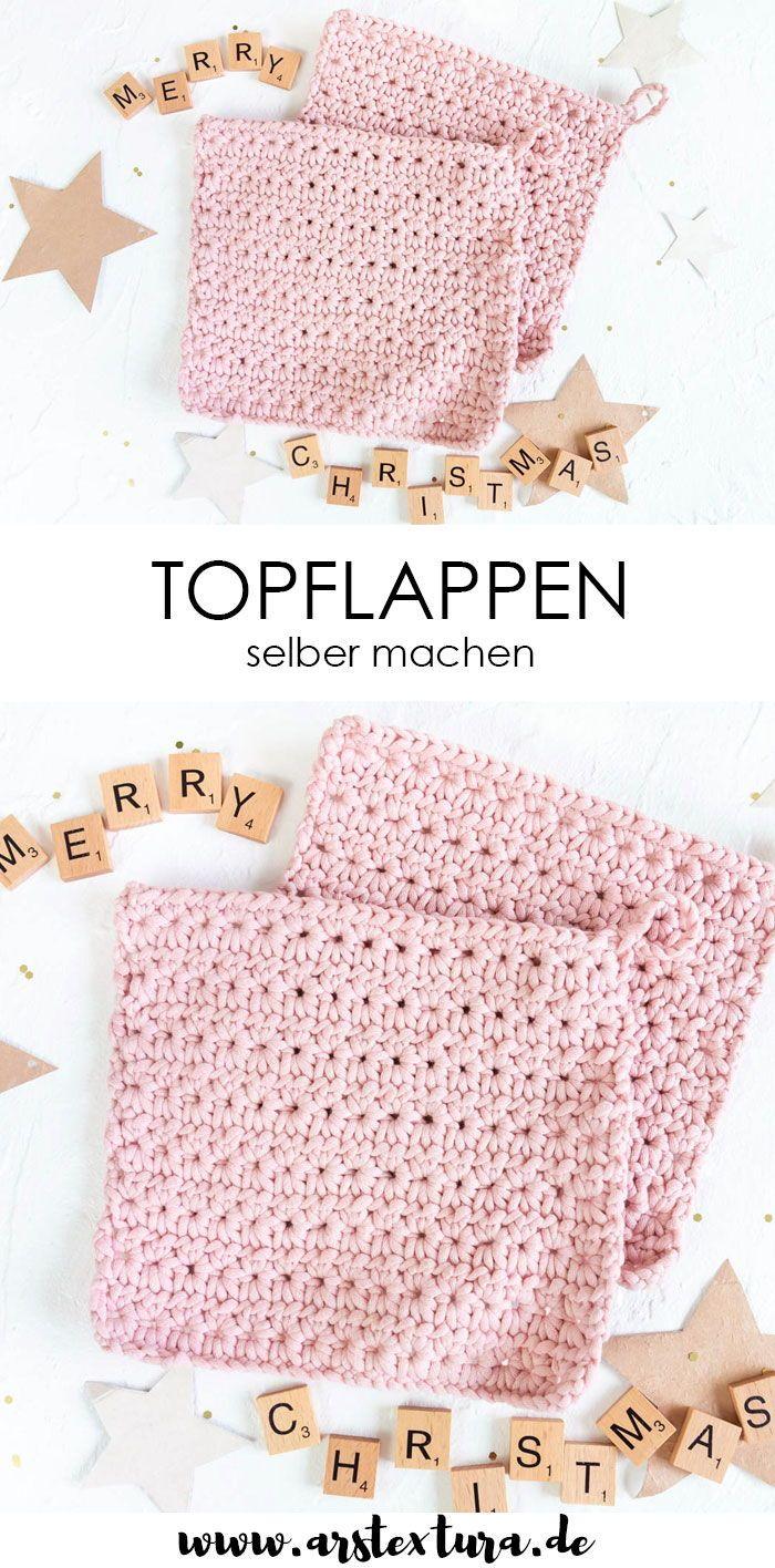 Photo of Anleitung Häkel Topflappen