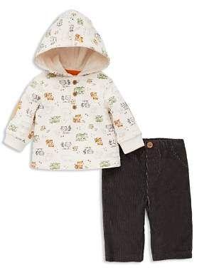 9509b83c97ac79 Boys' Woodland Animals Hoodie & Corduroy Pants Set - Baby | Products ...