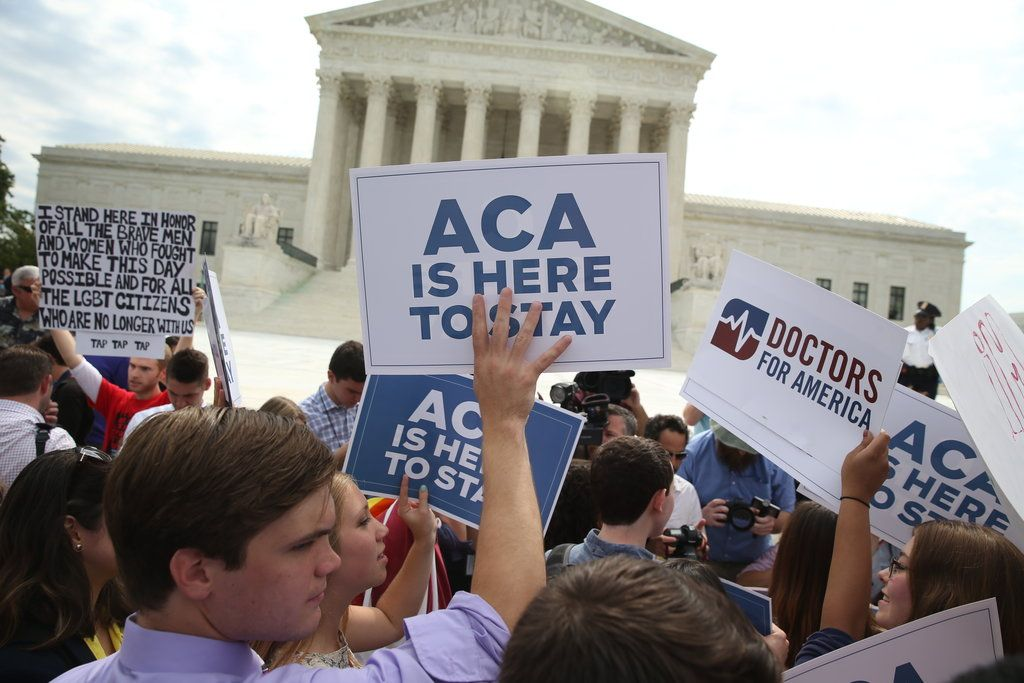 Supreme Court Allows Nationwide Health Care Subsidies