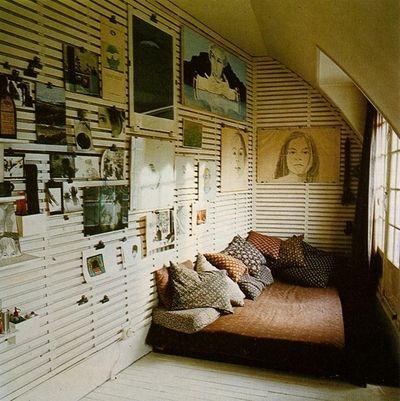 25 beste idee n over tiener loft slaapkamers op pinterest tiener hoogslapers meisjes loft - Schilderij slaapkamer tiener meisje ...