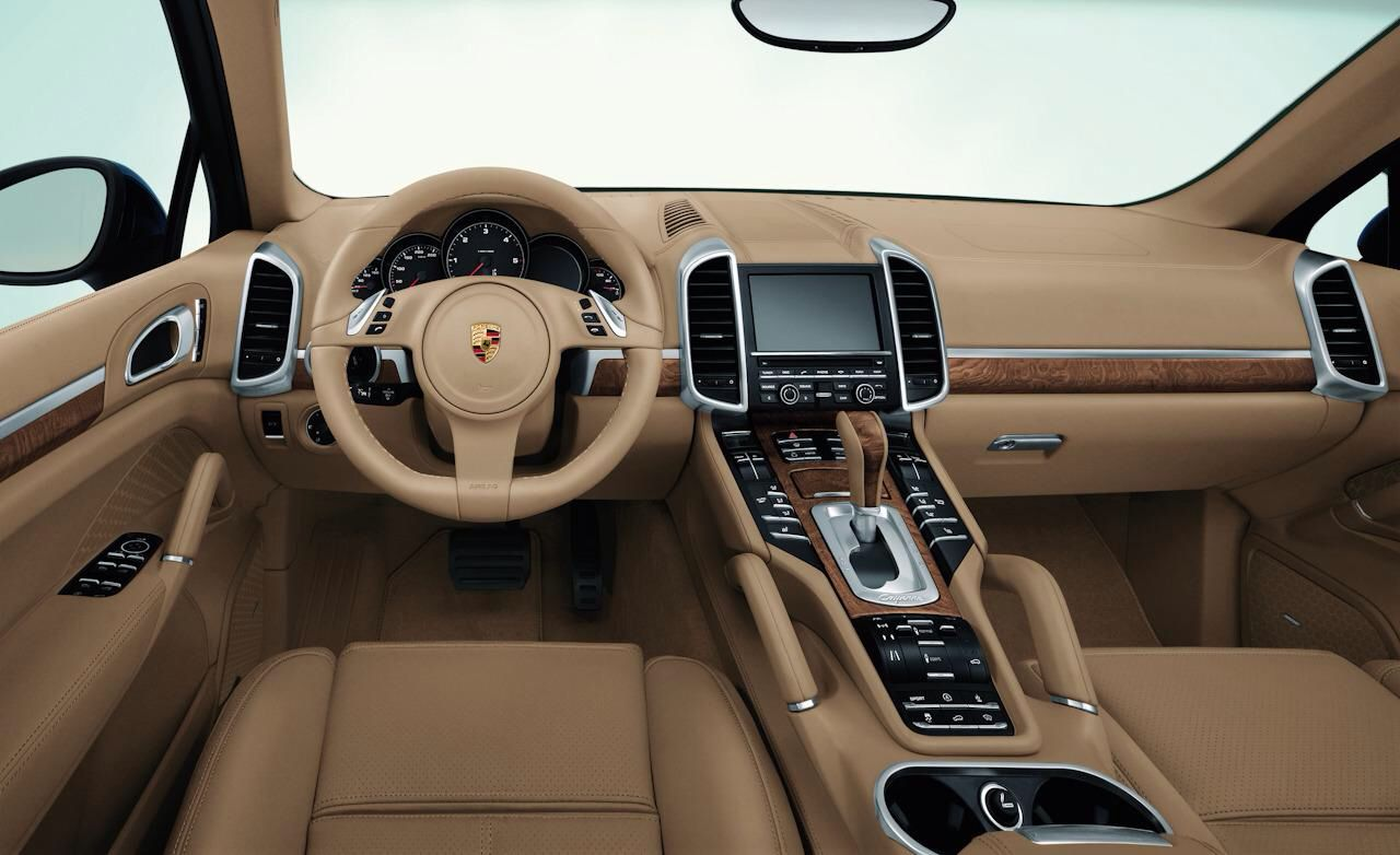 Porsche cayenne interior cars pinterest cars Porsche cayenne interior parts