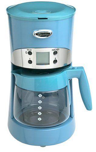 Hamilton Beach Eclectrics 40113 All Metal 12 Cup Coffeemaker