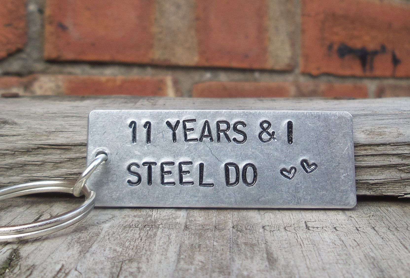 11 years and i steel do personalised