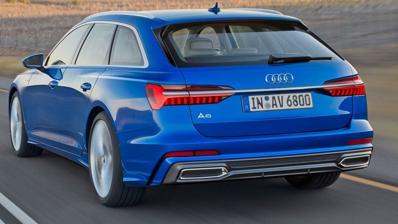 2019 Audi Rs6 Avant New Review In 2020 Audi Rs6 Audi Audi A6 Avant