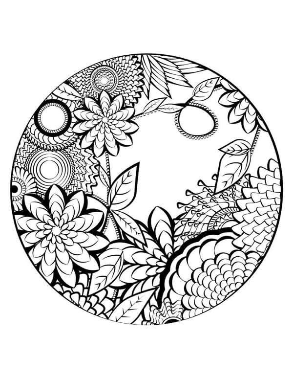 Pin By Amira Bishai On Mandala تلوين للكبار Mandala Coloring Pages Mandala Coloring Mandala Coloring Books
