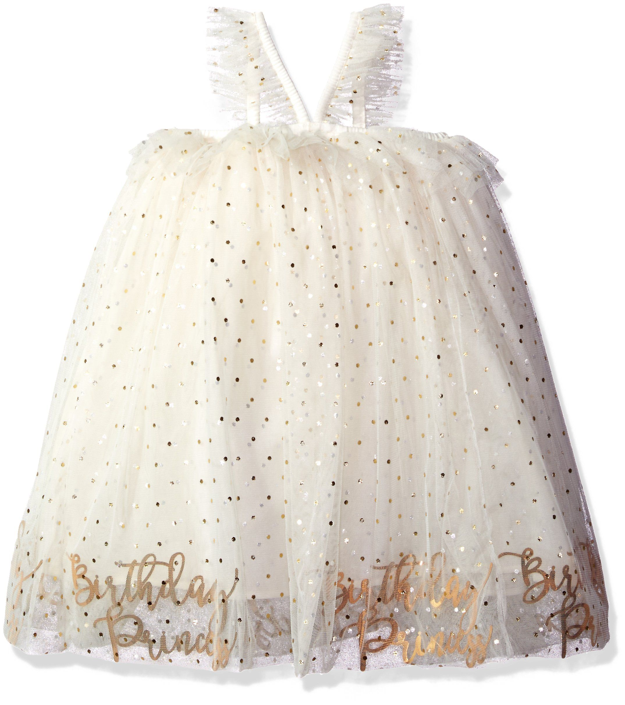 90eec5974ddeb Mud Pie Baby Girls Birthday Dress Ivory Gold 12Months5Toddler    Much more  info might be found at the picture url. (This is an affiliate link).