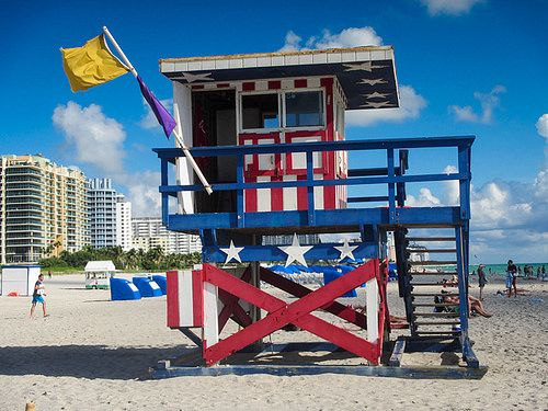 Know Your Beach Flag Warnings Seeing The Rough Waters This Morning