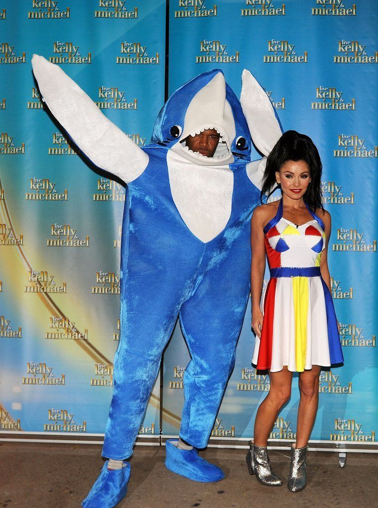 Without a Doubt, Kelly Ripa Is the Queen of Pop Culture Halloween - pop culture halloween ideas
