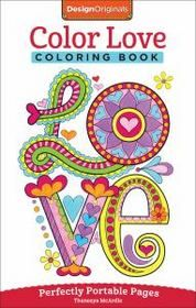 On The Go Color Love Coloring Book | #Valentines #Coloring | goHastings