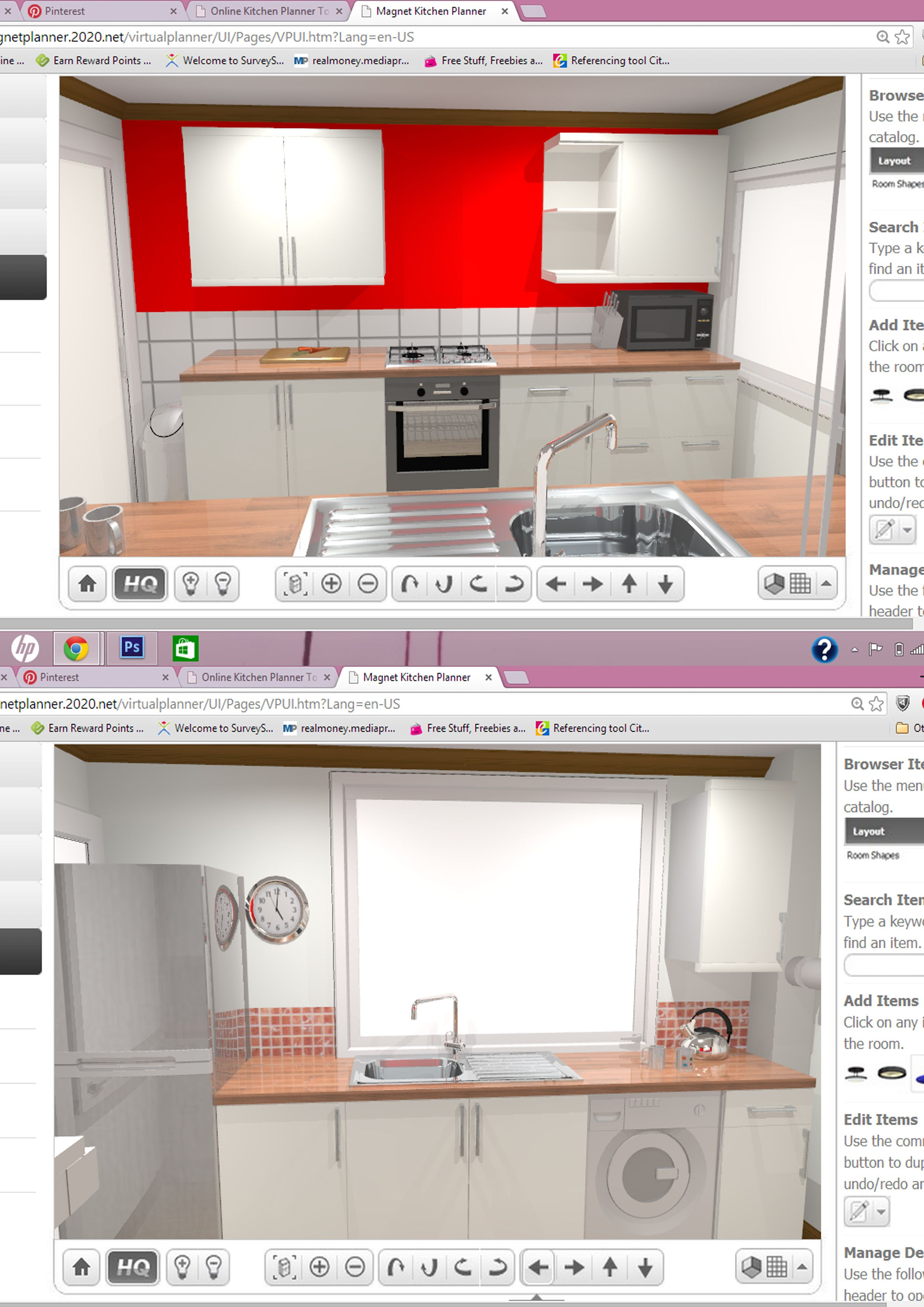 Designing My Kitchen Online To See How It Would Look  Kitchen Enchanting Design Kitchens Online Design Ideas