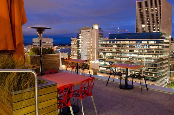 Chef De Cuisine Gregory Gourdet Of Departure Restaurant Lounge Portland Or Rooftop Restaurant Restaurant Lounge Rooftop