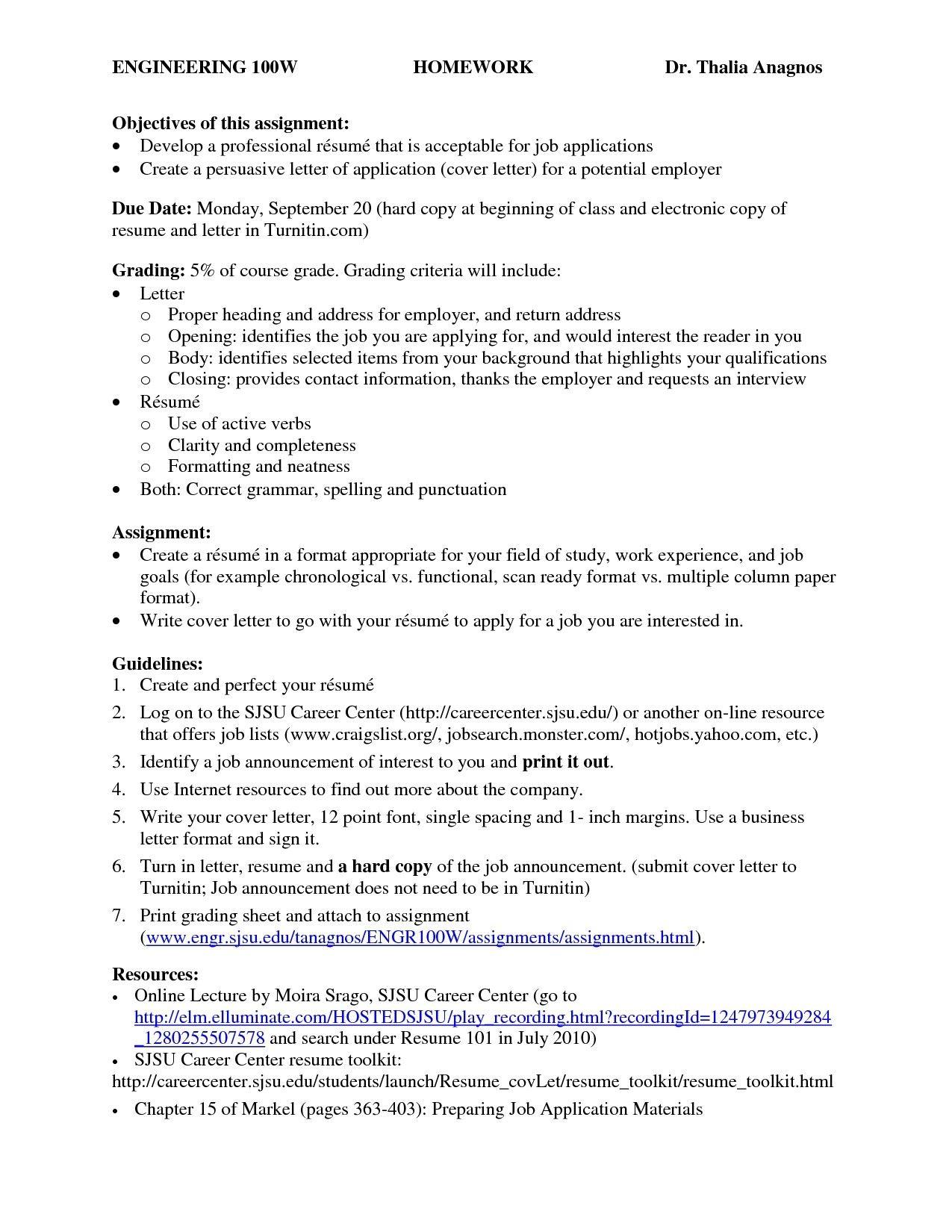Resume Format Purdue Owl Template Persuasive Letter Cv Apa Book
