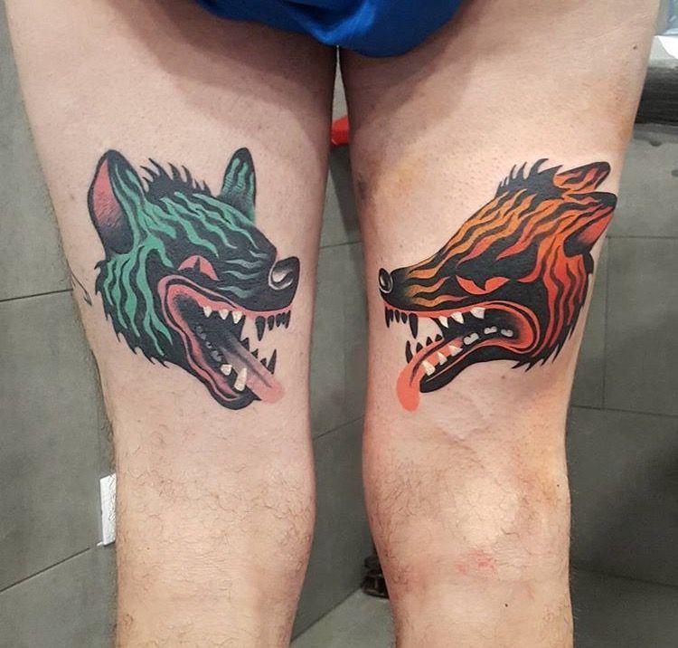 marine perez hyena tattoo spain and portugal pinterest hyena tattoo and tatoo. Black Bedroom Furniture Sets. Home Design Ideas