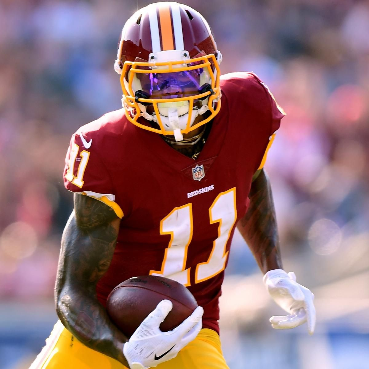 Terrelle Pryor Reportedly Target of Browns\' Failed Trade Attempt ...