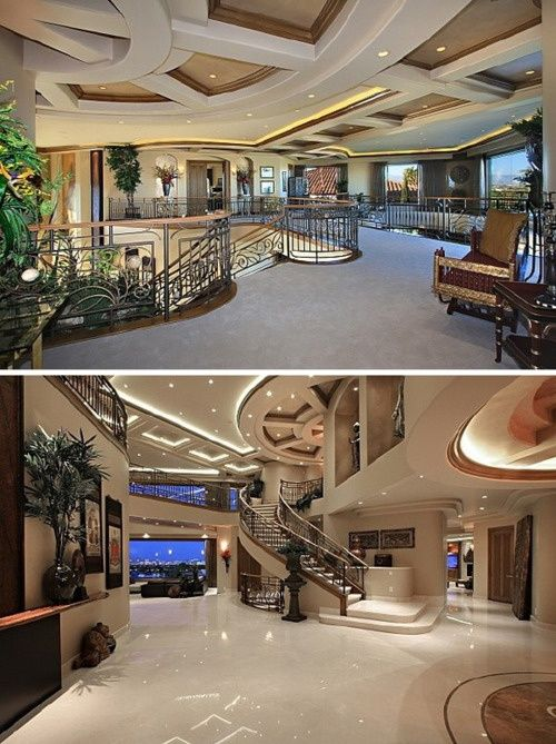 Cool Sunken Living Room Ideas For Your Dreamed House: My Dream Home, Luxury Homes, Dream House