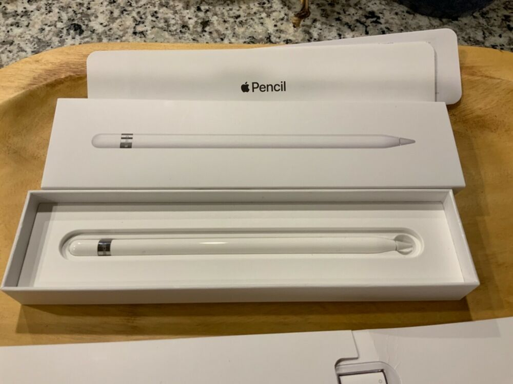 Details about Apple Pencil WHITE IPad Pro IPad (6th