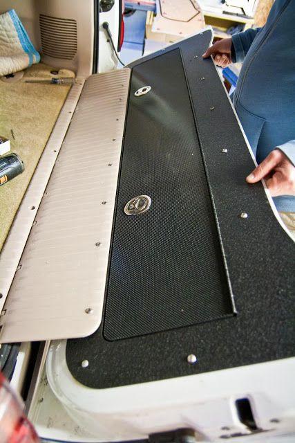 Wagongear Com 100 Series Tailgate Lid Installation