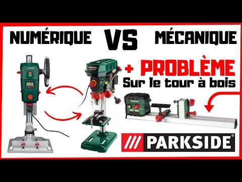 59 Comparatif Perceuses A Colonne Numerique Vs Mecanique Parkside Probleme Tour A Bois Parkside Youtube V 2020 G Instrument