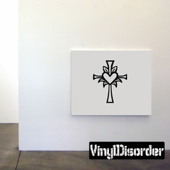 Crosses Decals | Vinyl Decals | Wall Decals | Vinyl Stickers