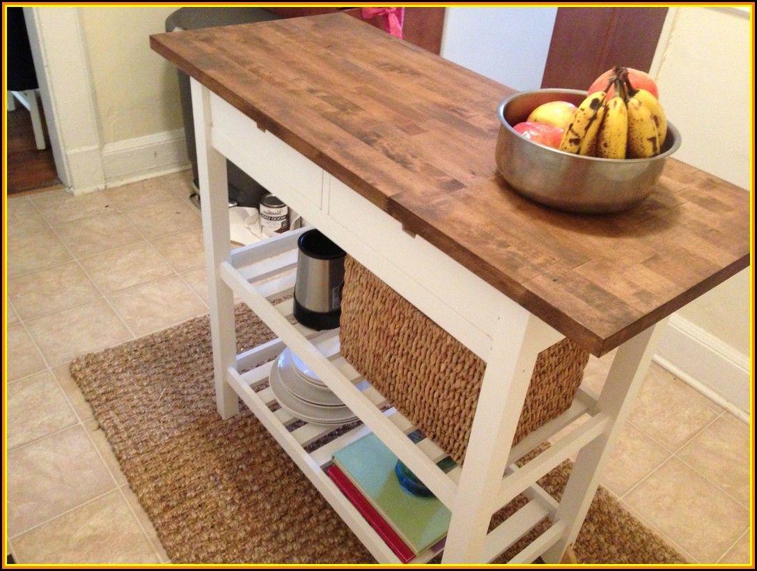 Ikea Forhoja Kitchen Cart Hack