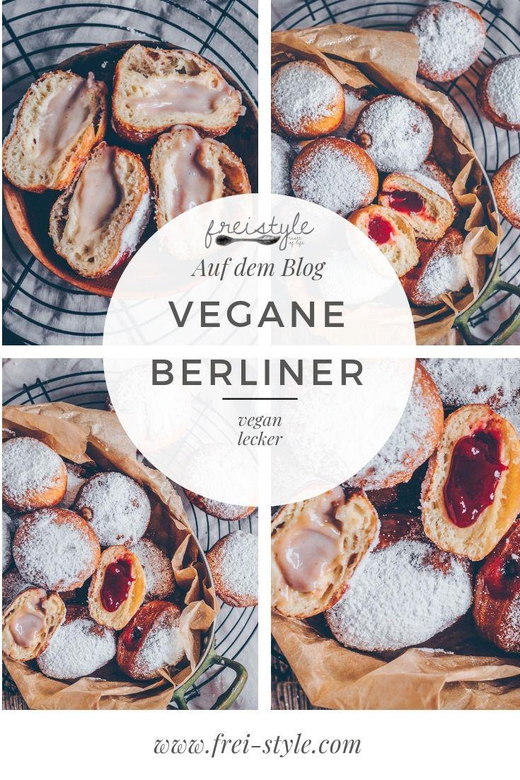 Vegane Berliner * Freistyle