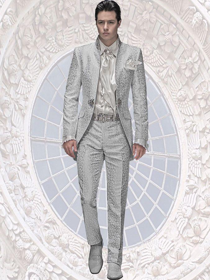 Groom: Italian wedding suits, model: B15-(522)   Dream-A-Schema ...