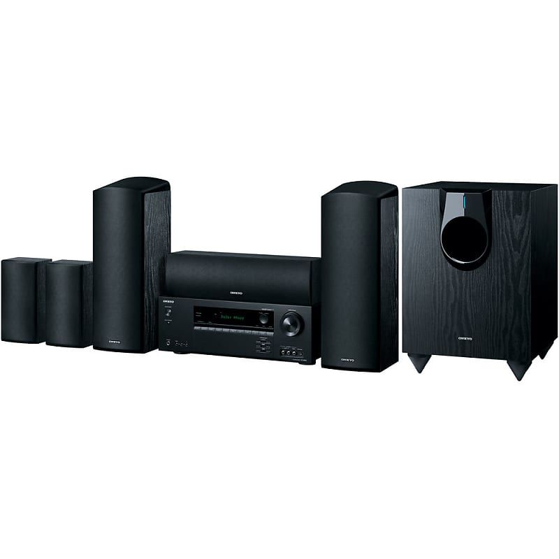 Onkyo Ht S5800 5 1 2 Channel Dolby Atmos Home Theater System