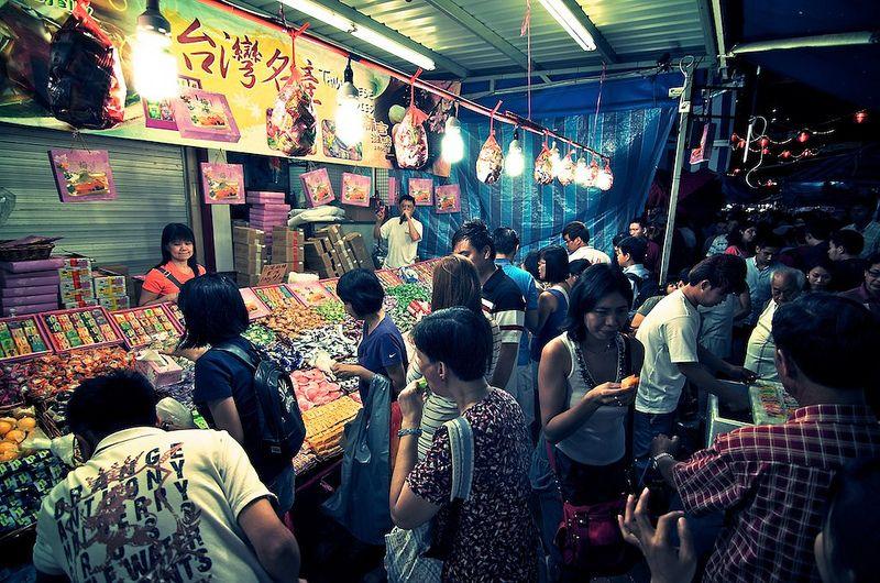 Taiwanese Goodies, Chinatown CNY Festive Street Bazaar 2013, Singapore