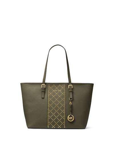 jet set travel studded tote bag handbags wallets cases u003e handbags rh uk pinterest com