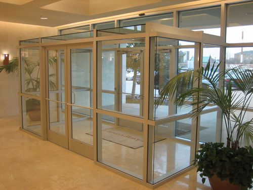 Temporary Doors Interior