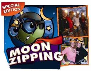 Moon Zipping in Cabo