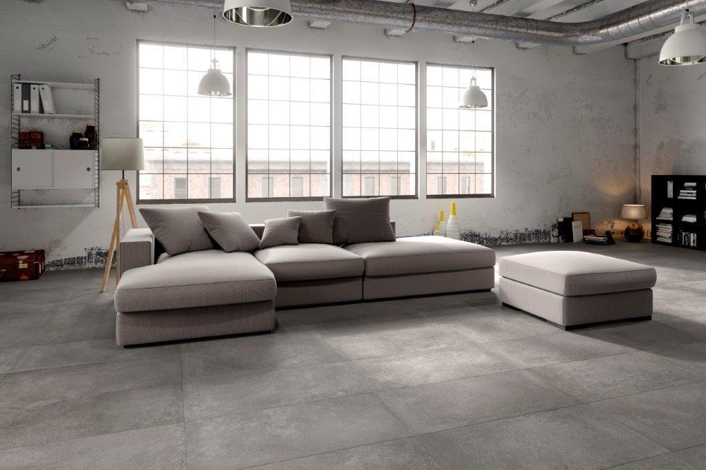 Industriele Vloer Woonkamer : Industrieel huis met beton cire vloer oisterwijk bruizt