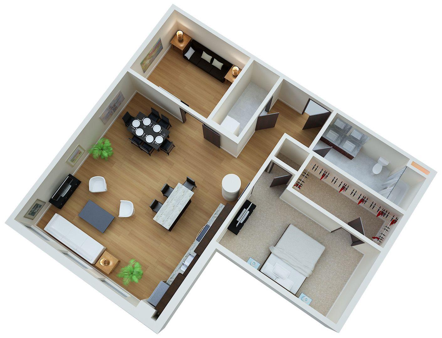 Ramsey 1 Bedroom Den House Floor Plans Interior Design Bedroom 3 Bedroom Floor Plan