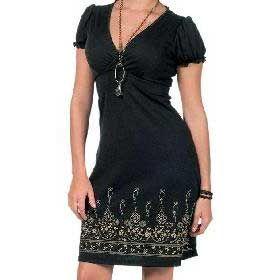 02f3302d12 Modelos de Vestidos Indianos Curtos e Longos da Moda