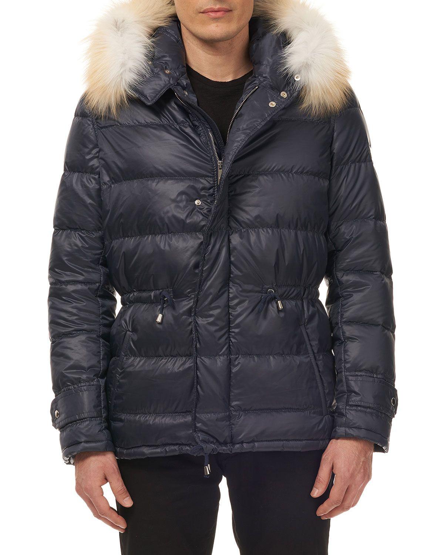 Gorski Men S Apres Ski Puffer Jacket With Detachable Fox Fur Hood 31 Gorski Cloth Fur Hood Apres Ski Men Puffer Jackets [ 1500 x 1200 Pixel ]