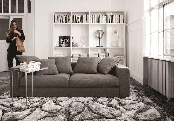 Cenova sofa and Lecco wall system